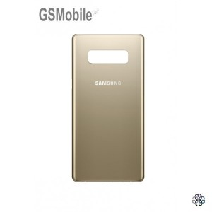 Back cover Samsung Galaxy Note 8 N950F - mobile spare parts