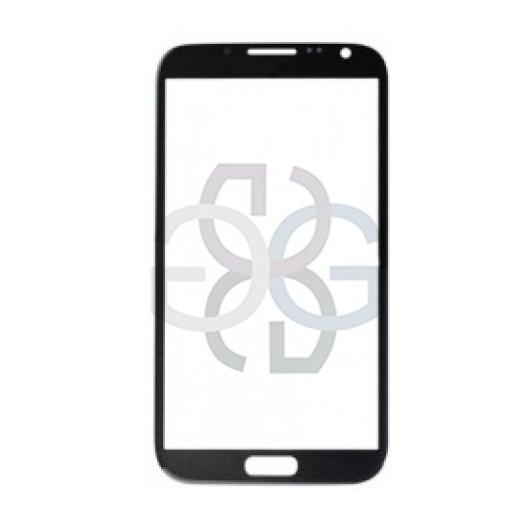 Samsung Note 2 Galaxy N7100 Screen Glass Lens black