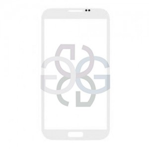 Vidro Dianteiro branco Samsung Note 2 Galaxy N7100