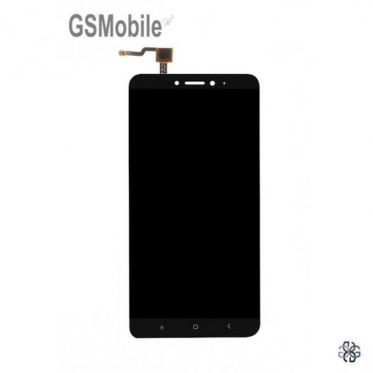 Pantalla completa Xiaomi Mi Max 2 Negro