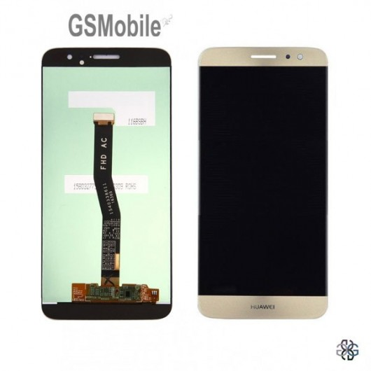 Display for Huawei Nova Plus gold
