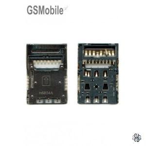 LG K10 2017 M250N Sim + Memory Card Reader