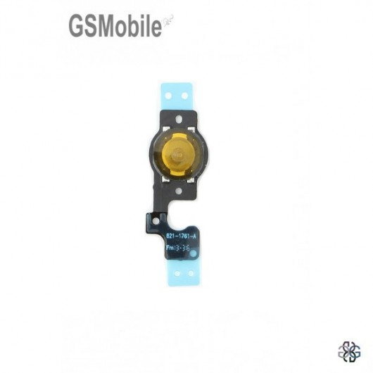 Flex Home button for iPhone 5C - Sale of spare parts for iPhone