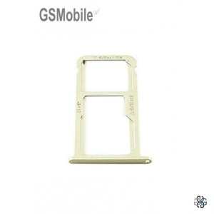 Huawei Nova SIM card and MicroSD tray gold original