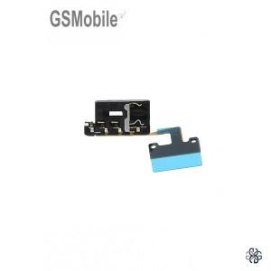 Conector de áudio para LG K10 2017 M250N