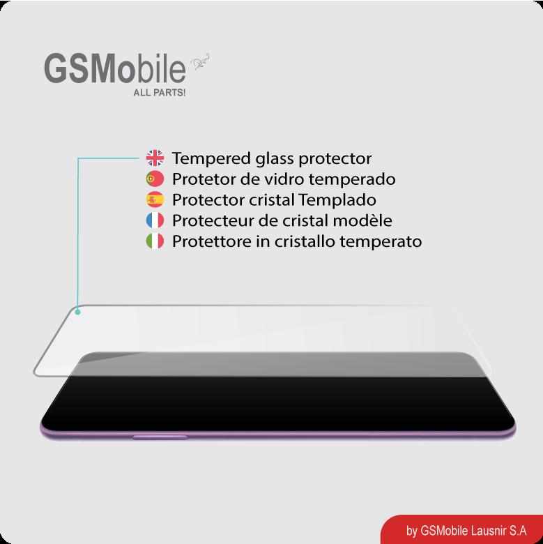 protetor de tela de vidro temperado para celular
